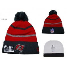 NFL Tampa Bay Buccaneers Knit Hats NE Sports Red Beanies Sale TBBKH03 28e69805eaa