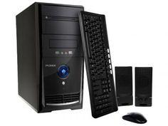 Computador PC Mix J1800 Intel Dual Core - 4GB 500GB Linux com as melhores condições você encontra no Magazine Asmcontato22. Confira!