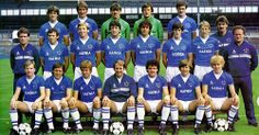 bluekipper.com - Everton Football Club - Team Photos