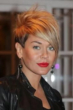 Cute cut and color!!
