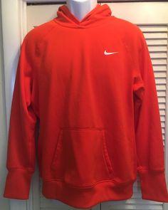 ce37134de7fe Mens Nike Therma Fit Hoodie Sweatshirt Size XL