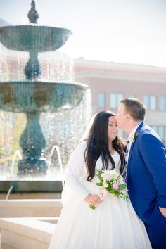LDS Temple Wedding. Utah wedding Photographer. Provo City Center Temple Wedding