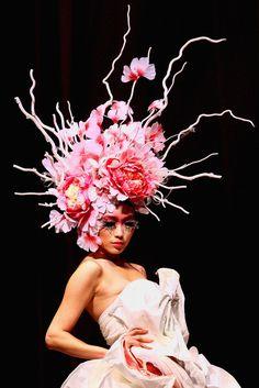 marthur:  from China Fashion Week.
