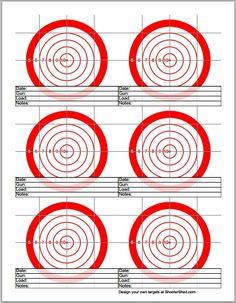 Shooting Targets, Shooting Sports, Shooting Range, Bow Target, Take A Shot, Funny Cartoons, Self Defense, Archery, Firearms
