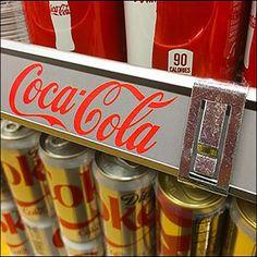 Coca-Cola Branded C-Channel Grip Clip Coca Cola Brands, Retail Fixtures, Channel, Logo, Red, Logos, Environmental Print