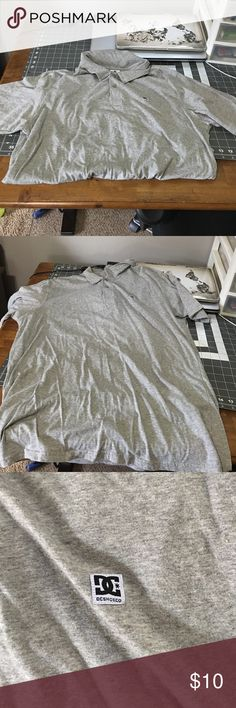 D.C. polo short sleeve shirt Size XL gentle used DC Shirts Polos