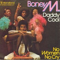 Boney M. - Damals meine Lieblingsgruppe. Habe noch viele Singles und höre die Lieder heute noch gerne. Singe falsch und laut mit :-))