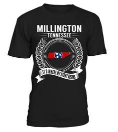 Millington, Tennessee - My Story Begins