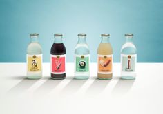 StrangeLove Mixers on Packaging of the World - Creative Package Design Gallery