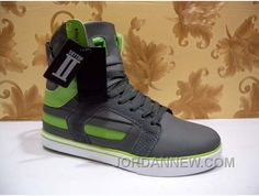 http://www.jordannew.com/supra-skytop-ii-2-grey-neon-green-for-sale.html SUPRA SKYTOP II 2 GREY NEON GREEN FOR SALE Only $58.89 , Free Shipping!