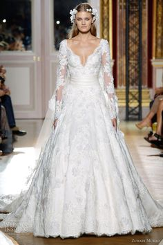 ZsaZsa Bellagio: Zuhair Murad Couture Collection
