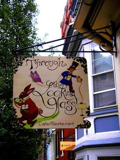 A Wonderland Sign | Flickr - Photo Sharing!