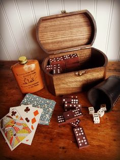 Gentleman's Gaming box- Dad's Night Out