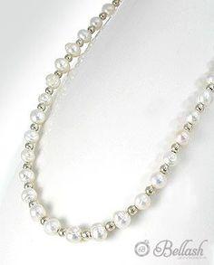 2538311 Collar Plata 925 c/Perlas de Agua Dulce, (En oferta)