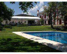 Hacienda Obrajuelo / jardín para boda /hacienda para boda / Querétaro