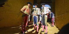 Padilla, Morante y Manzanares salen a hombros por la puerta grande de Jerez
