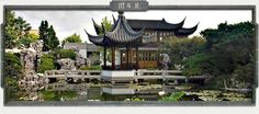 Lan Su Chinese Garden | Travel | Vacation Ideas | Road Trip | Places to Visit | Portland | OR | Architectural Site | Scenic Point | Tourist Attraction | City Park