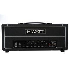 Hiwatt Little J 20W/0.5W Head