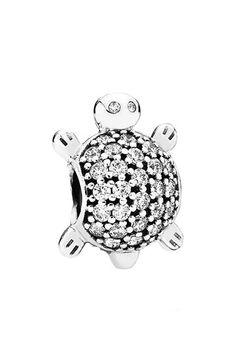 PANDORA+Sea+Turtle+Bead+Charm Beach bracelet