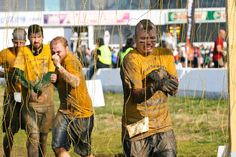 Wanna do a Tough Mudder? Check out our images of obstacles and thoughts from a Tough Mudder survivor.