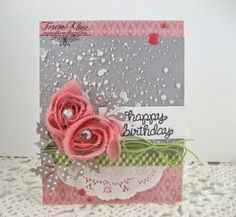 Featured Stamper #288 - Color Throwdown