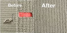 Do you have a burn mark from a lamp rolling over, iron dropping, or falling embers from the fireplace?  Perth Carpet Master can repair it using best equipment and techniques; their carpet patching service is most famous in whole Australia