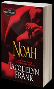 Official Website for author Jacquelyn Frank: Books - The Nightwalkers - Noah