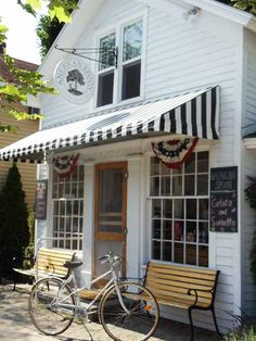 American Spoon in Harbor Springs, Michigan.  They make and sell delicious artisanal preserves, condiments and gifts.
