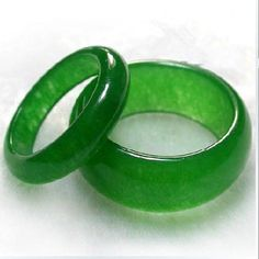 FREE SHIPPING   Real A pair Light green jade. charm A by jade2090, $16.99