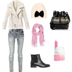 """""""It's Getting Cold"""" by manifika on Polyvore"""