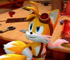 Sonic Dash, Sonic And Amy, The Sonic, Sonic The Hedgehog, Sonic Fan Characters, Cute Characters, Tails Boom, Fox Boy, Nintendo Sega