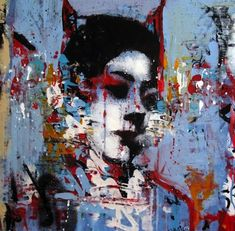 Artistaday.com : London, UK artist Hush via @artistaday
