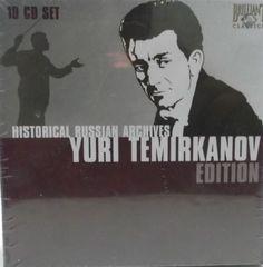 Russian Archives Temirkanov Edition Box set of 10 CDs
