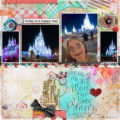 Magical Moments Bundle by Simple Pleasure Designs http://simplepleasuredesigns.com/shop/magical-moments-bundle/ Font is Traveling Typewriter  Watch me scrap this layout: https://youtu.be/weizutUiFKI