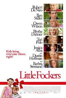 Little Fockers (2010)  Family-patriarch Jack Byrnes wants to appoint a successor. Does his son-in-law, the male nurse Greg Focker have what it takes?
