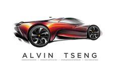 Internship Portfolio 2013 by Alvin Tseng, via Behance
