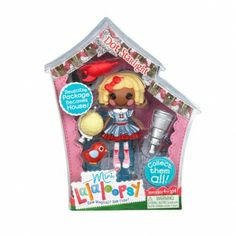 Mini Lalaloopsy Doll - Dot Starlight