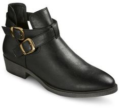 Mossimo Women's Dawn Ankle Boots on shopstyle.com