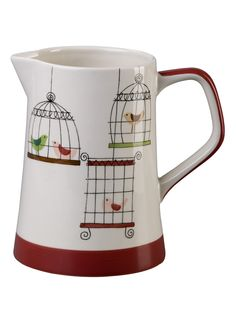 Fantasy Seramik Sürahi Tea Cups, Porcelain, Mugs, Tableware, Kitchen, Porcelain Ceramics, Dinnerware, Cooking, Tablewares