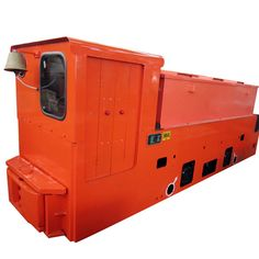 Shandong China Coal Group Co. Electric Locomotive, Diesel Engine, Locker Storage, Engineering, China, Steel, Mechanical Engineering, Technology, Porcelain