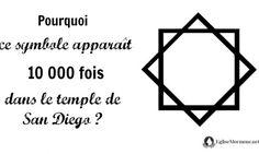 Pourquoi ce symbole apparaît 10 000 fois dans le Temple de San Diego