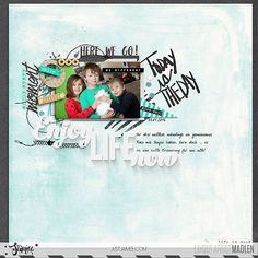 Layout by domad  Credits:  Make It Happen! A collab by Just Jaimee and Mommyish Storyteller Reed Collection by Just Jaimee
