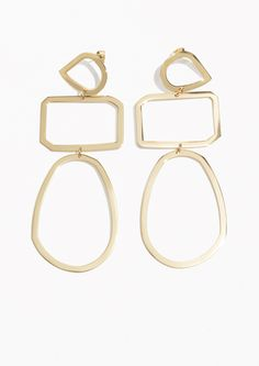 & Other Stories | #andotherstories #earrings #jewellery