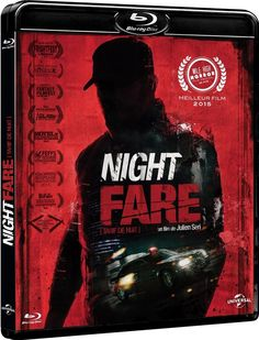Night Fare (2015) - Blu-ray  NEUF