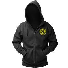 JACO Athletics Team MMA Hoodie – Black/SugaFly Yellow (3XL)