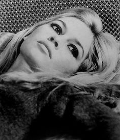 Bardot - all about the eyes