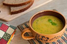 Изысканный нежный суп-пюре из зеленого горошка и свежей мяты, которые создают очень гармоничный и яркий союз! | Vegelicacy - вегетарианские рецепты