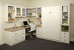 craft room/office murphy bed | ... bed room or then there's a Murphy bed for the craft/ guest room
