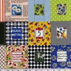 Shop | Category: Cheater Prints | Product: Suzuko Koseki - French Cheater - Multi
