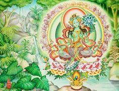 شاومبرا : Prática Deusa TARA - libertar emoções bloqueadas